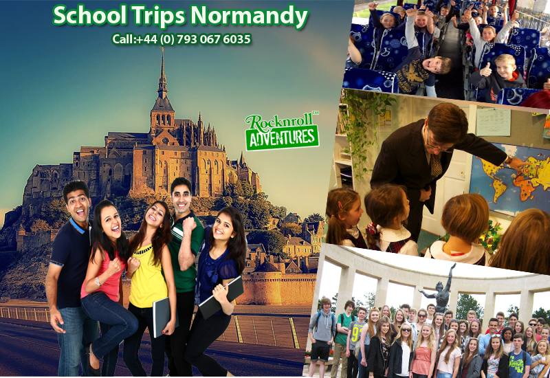Choose the Best School Trips in Normandy for Your Students